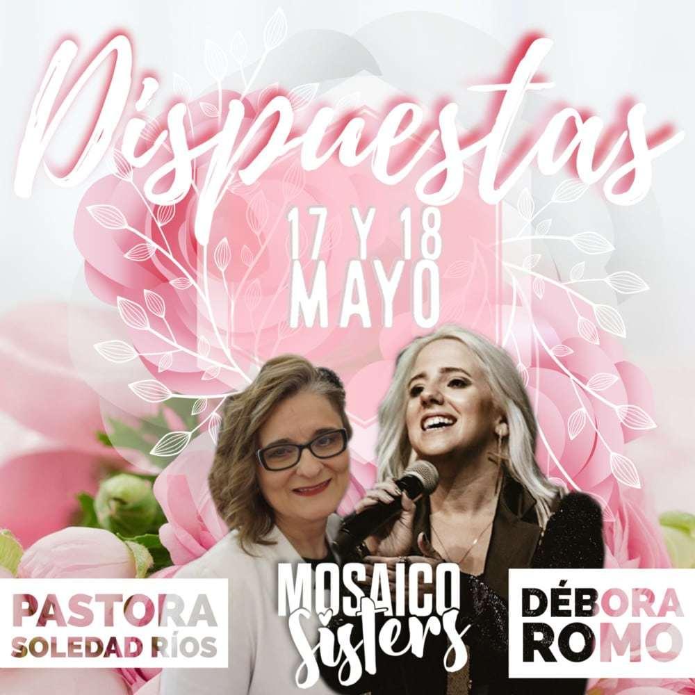 Dispuestas Evento 2019 - Mosaico Sisters